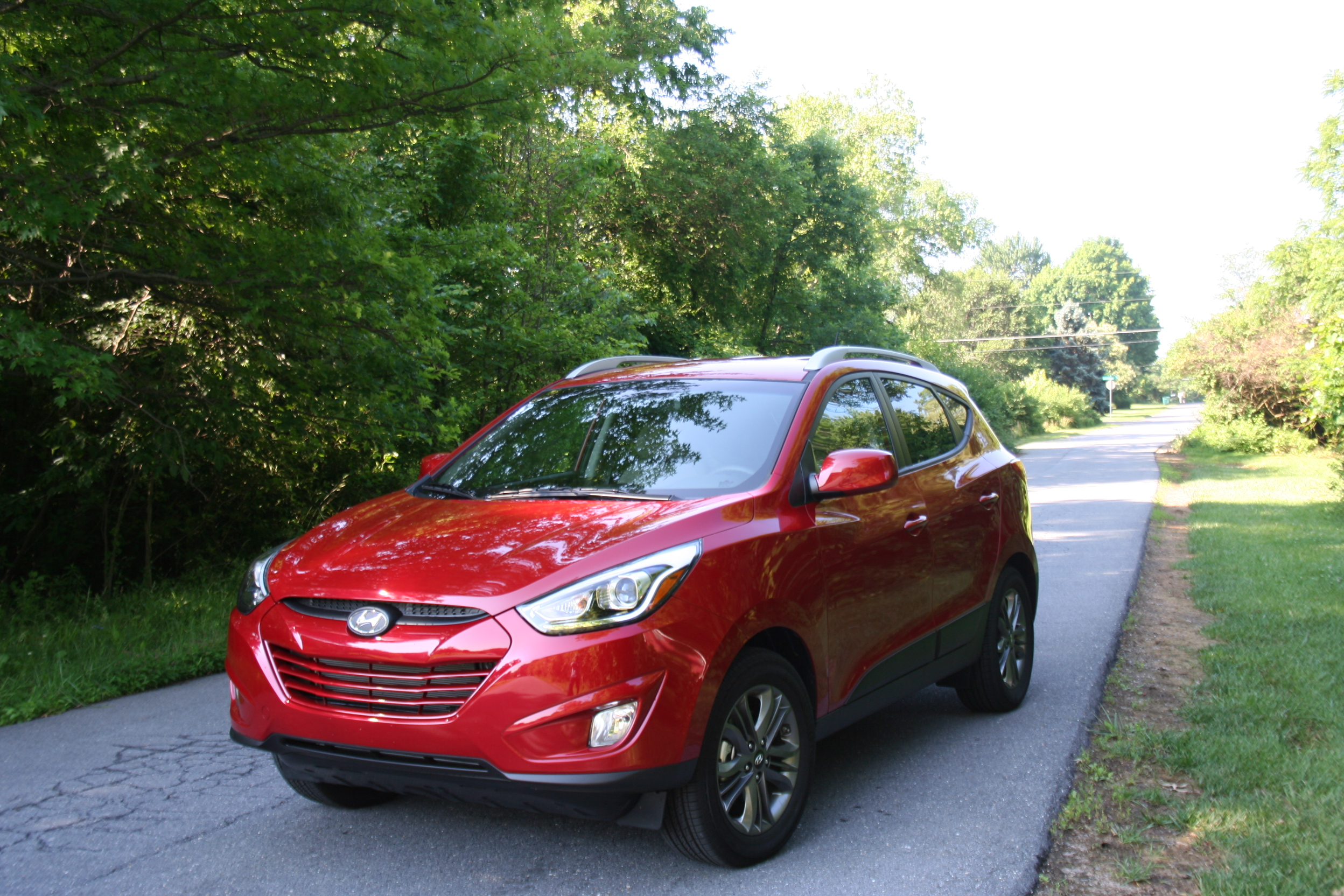 2014 Hyundai Tucson: An honest small crossover gets a makeover