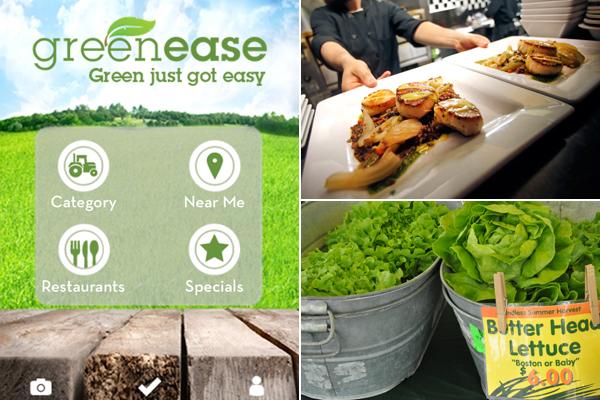 Farmtotabletophone App Helps DC Md Va Choose Restaurants - Farm to table near me