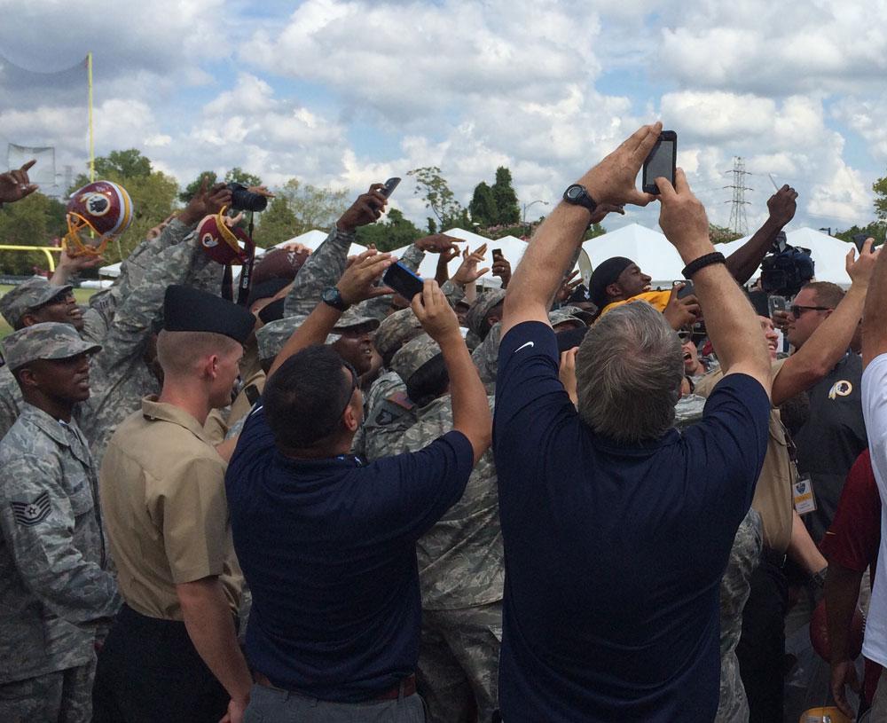 Redskins Camp wraps in Richmond
