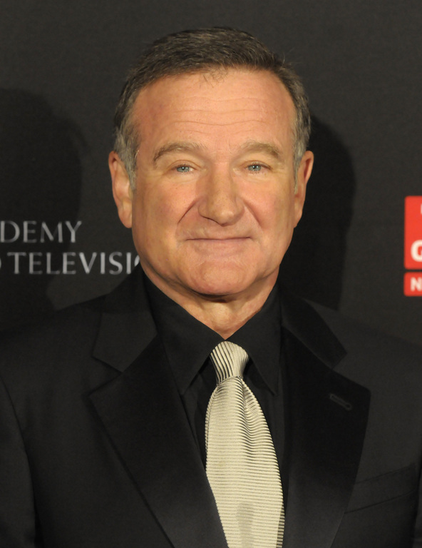 Robin Williams' problems were diseases that can hit anyone