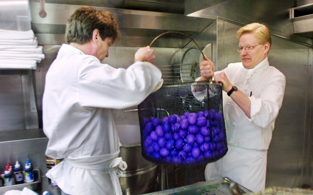 Cooking for the presidents: Chef John Moeller on his time in the White House
