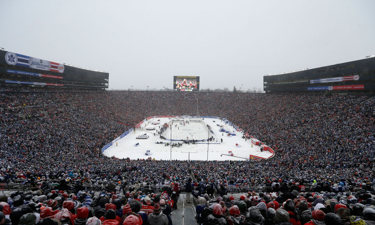 Tips for keeping warm for Winter Classic at Nationals Park