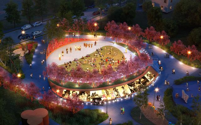 First look at D.C.'s Chuck Brown Memorial Park (Photos)