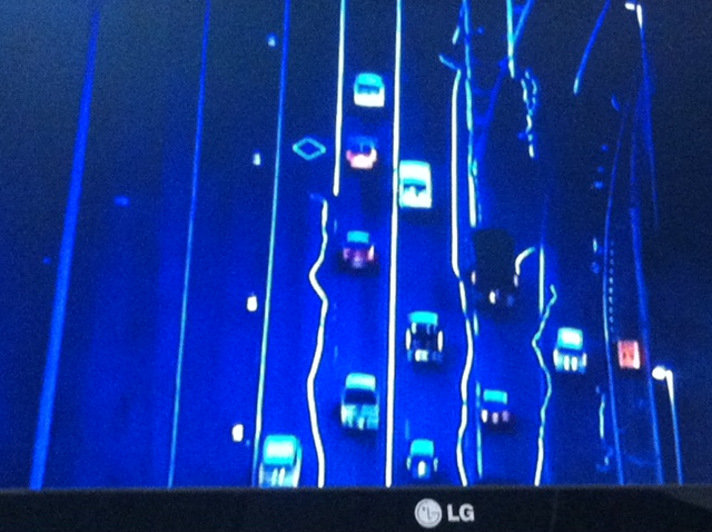 Bad lane striping causes confusion on I-66 (Photos)