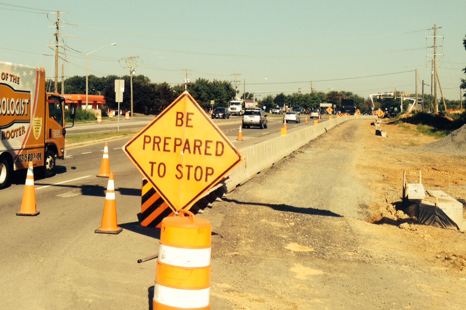 Parkway widening project on schedule in Prince William
