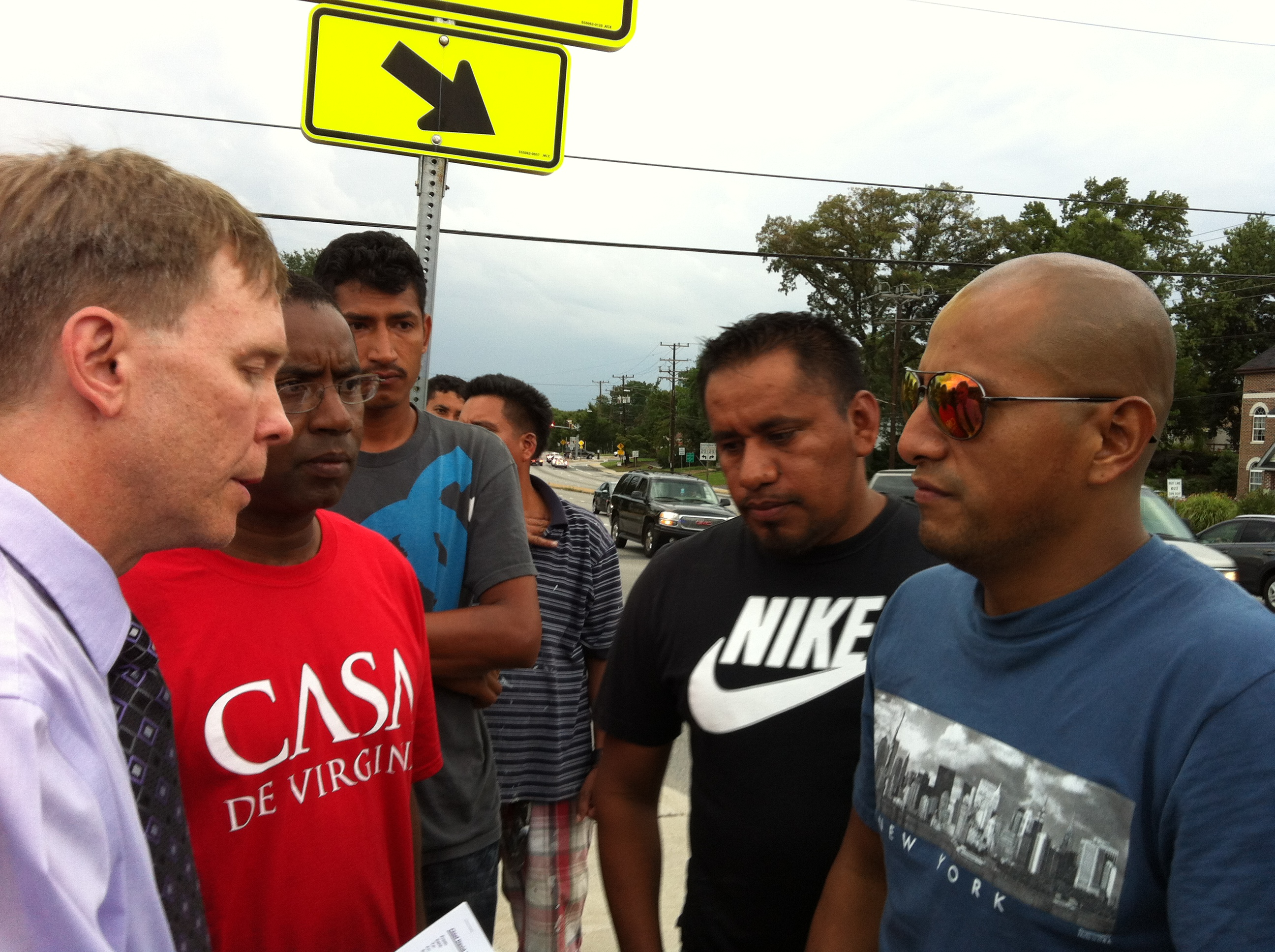 At fatal intersection, residents remember, demand answers
