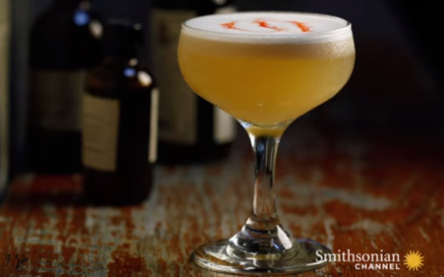 Smithsonian toasts past with flag-inspired drinks (Videos)