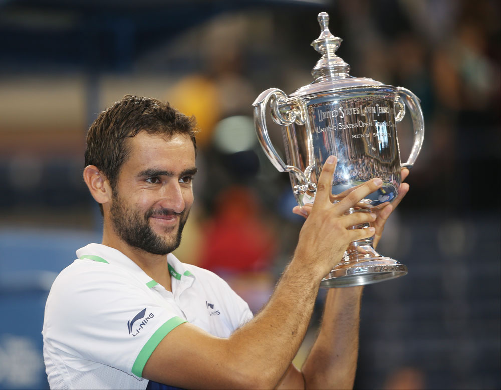 What is the future of U.S. men's tennis?