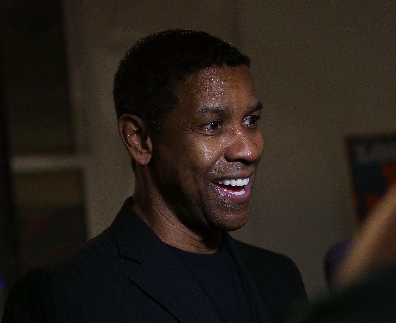Denzel Washington as the next James Bond?