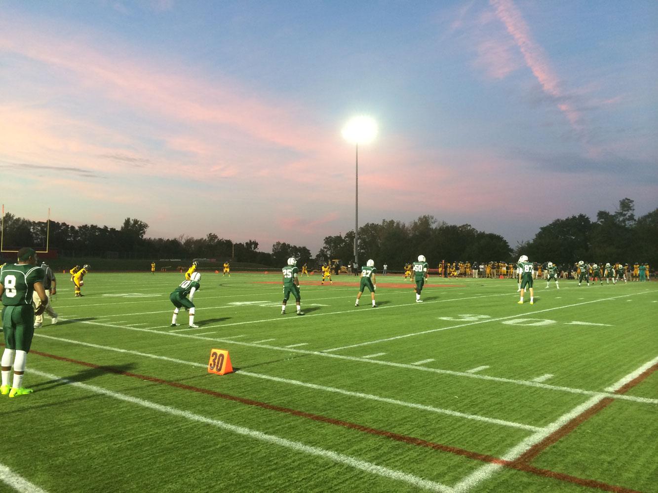 D.C.'s official high school football kickoff