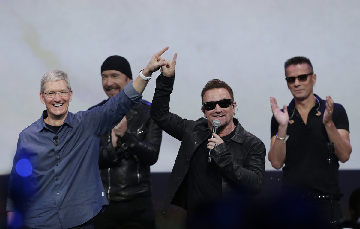 Dissecting Apple's U2 blunder (or was it genius?)
