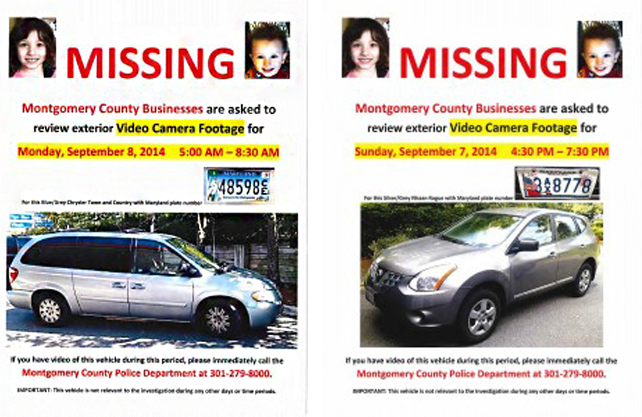 Police seek businesses' help in missing toddler search