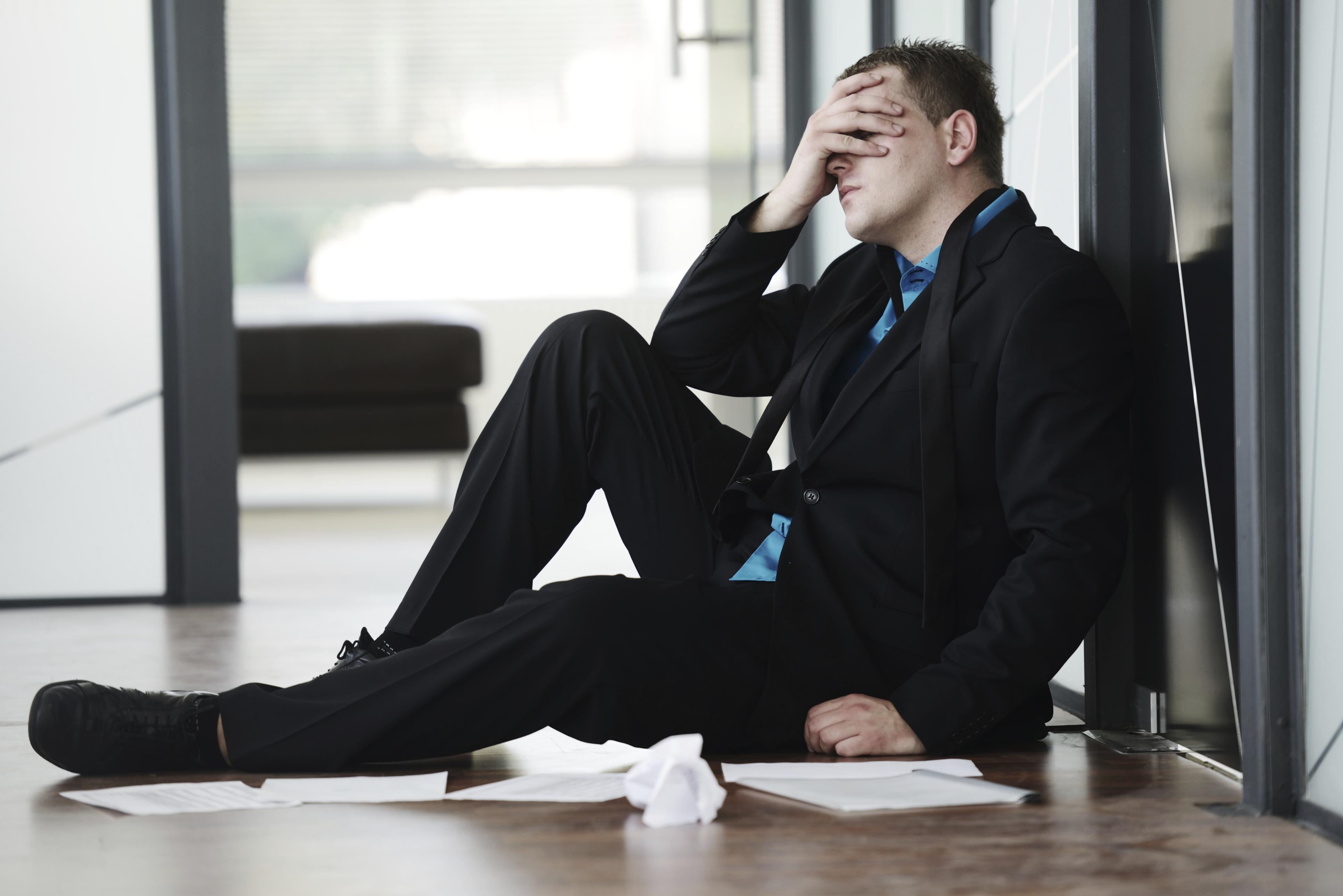 Study: Men with low stress levels live longer