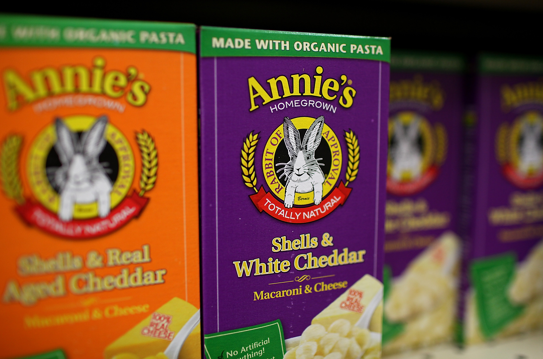 Small organic companies become big food brands