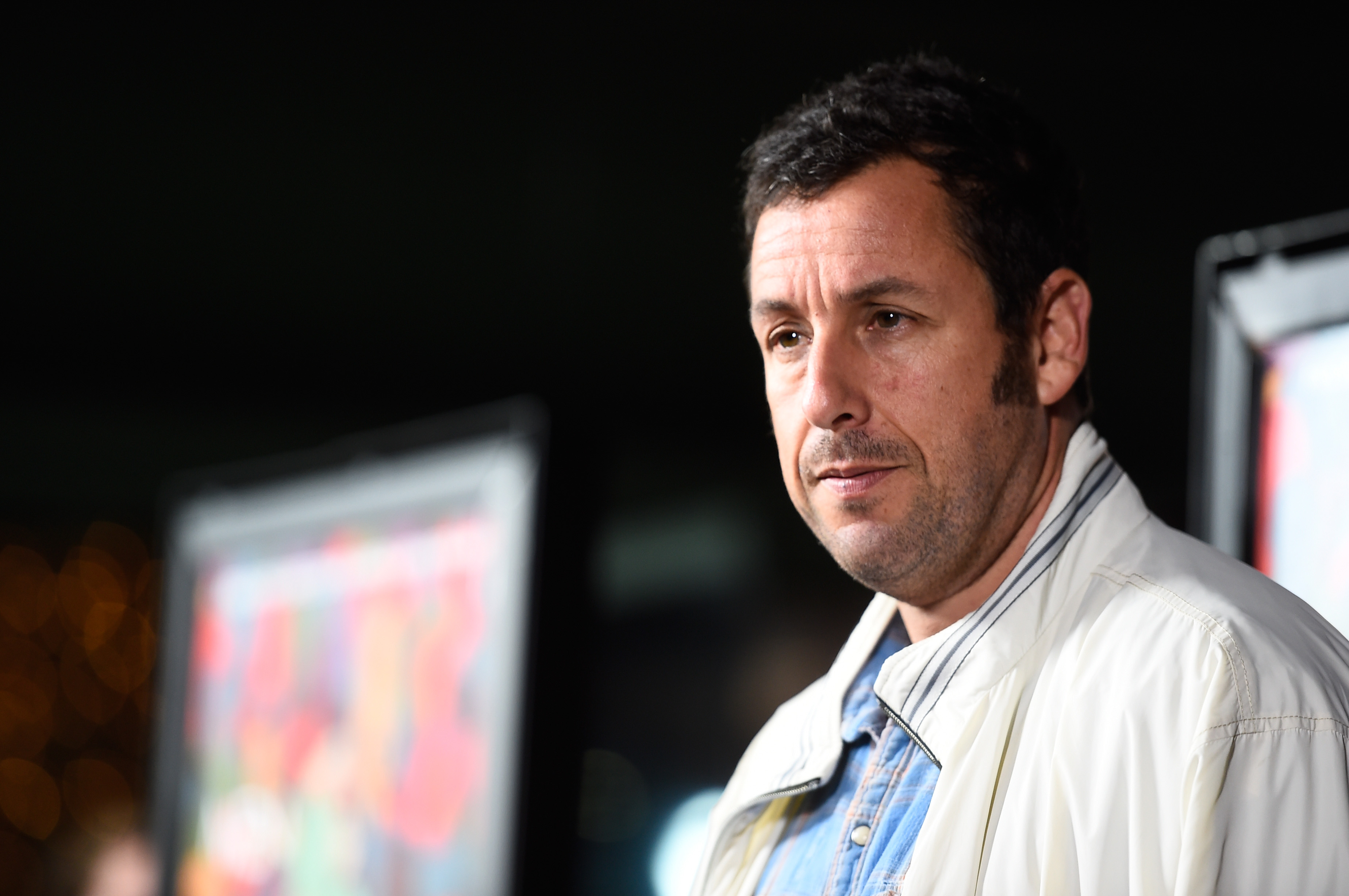Adam Sandler teams up with Netflix for four movies