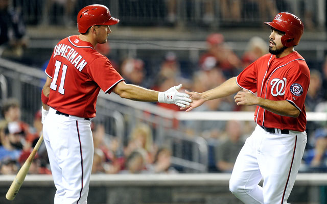 Ryan Zimmerman and the changing face of the Washington Nationals