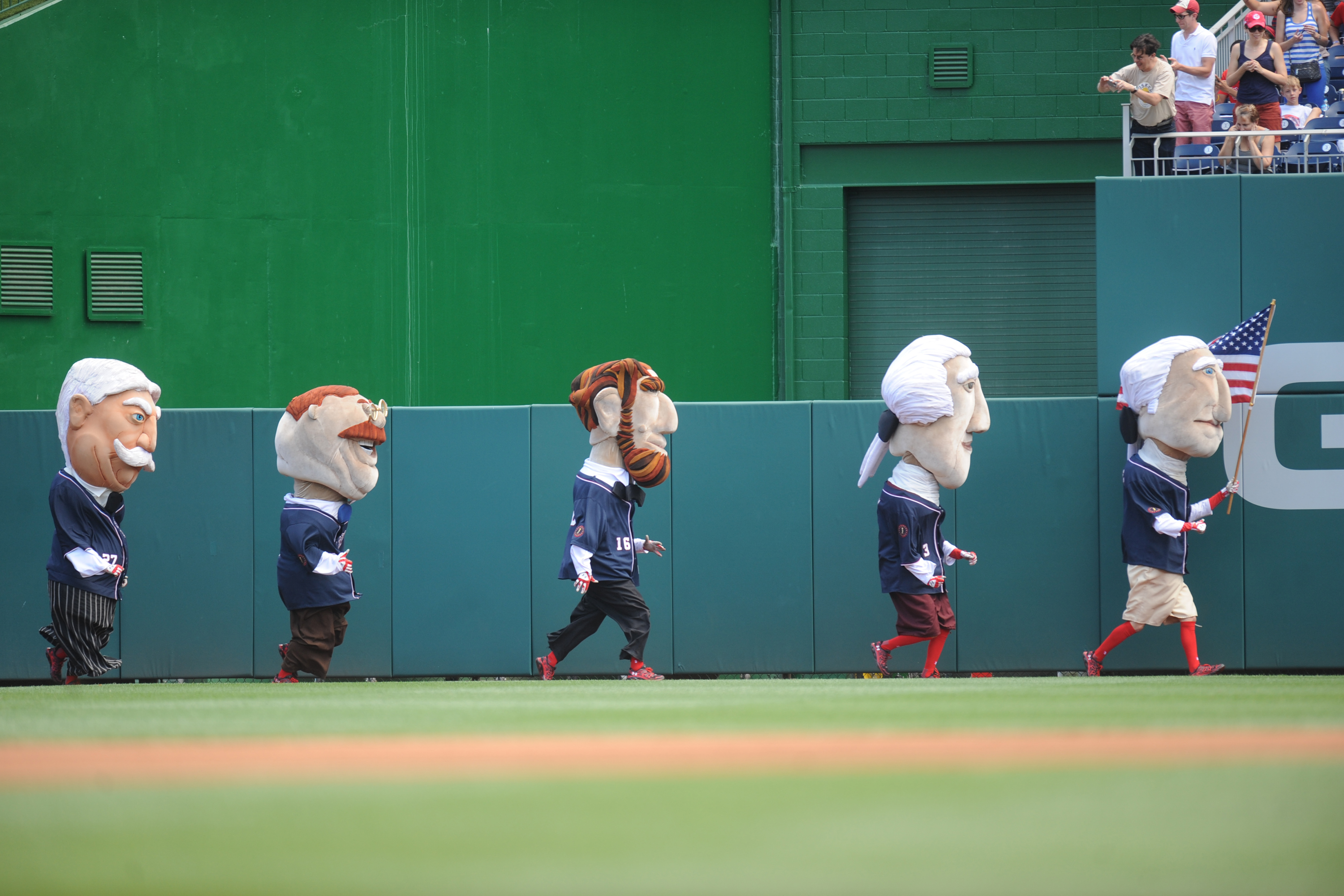 Racing presidents grant 'pardon' to Nationals fans