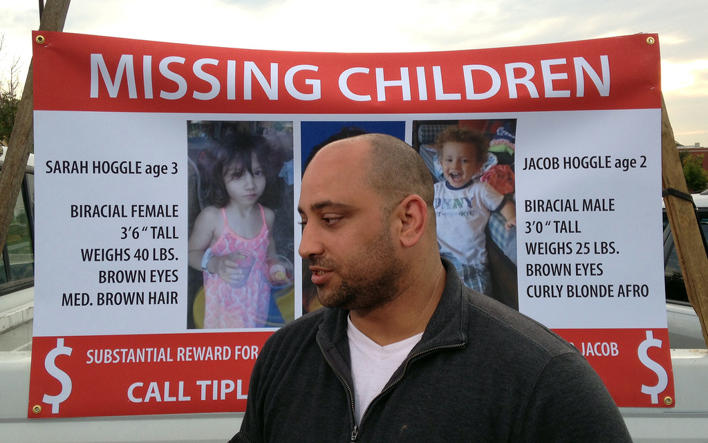 One year later, missing childrens' father isn't giving up hope