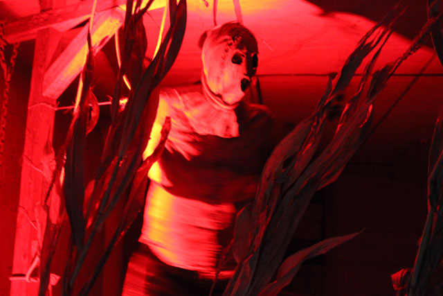 The nation's top haunted attraction is a short drive from D.C.