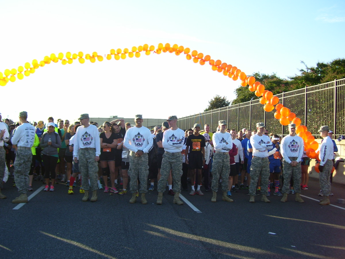 Road closures for Army Ten-Miler announced