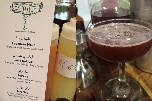 New Pop Up Mixes Middle Eastern Flavors In Cocktails Wtop