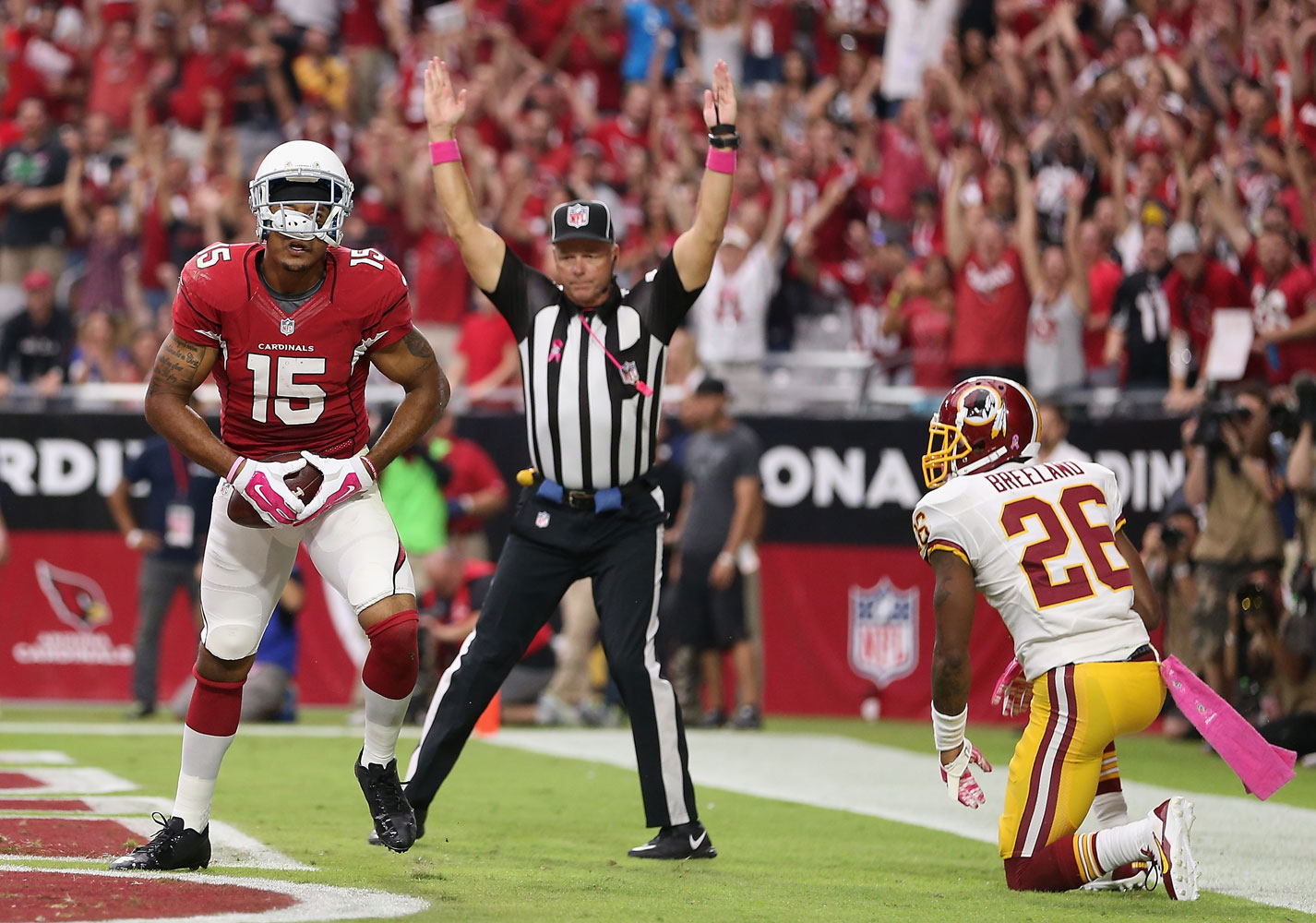 Covering the bases: Why, Skins fans?