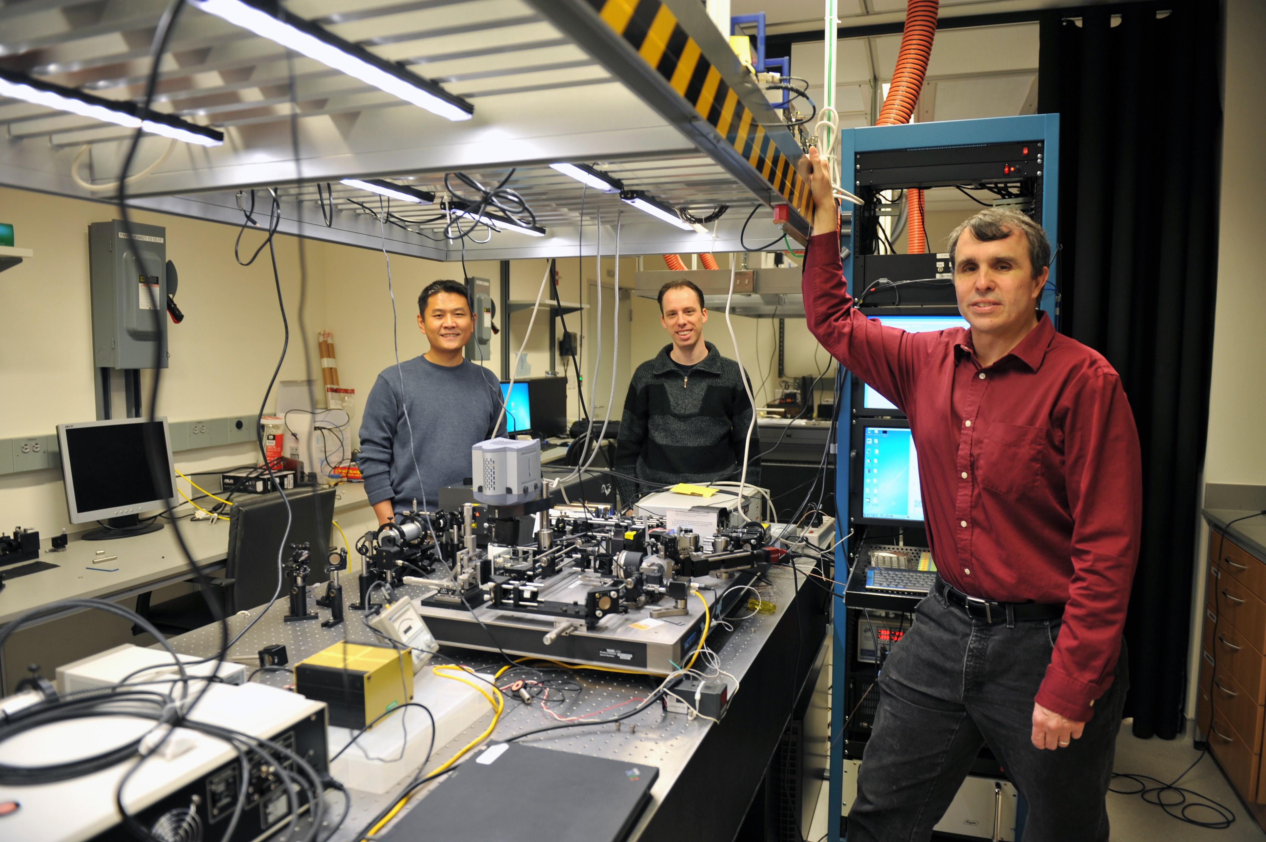 Va.'s Nobel prize winner calls himself a 'tool maker'