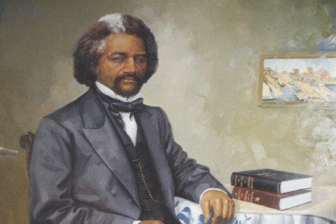 Statues of Harriet Tubman, Frederick Douglass a year away in Md.