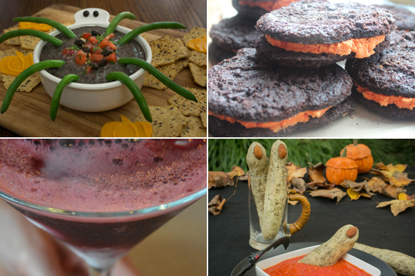 Tastiest and spookiest recipes for Halloween