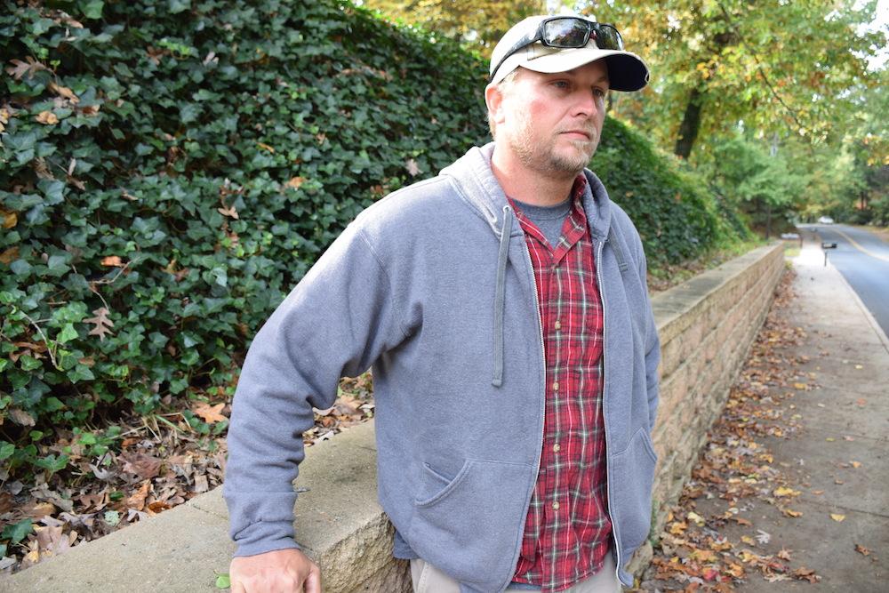 Va. man talks of buzzard sighting near remains