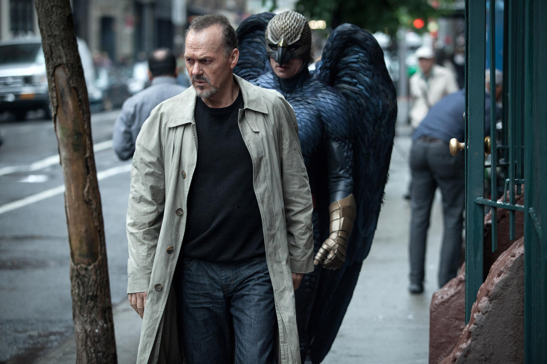 Batman on Broadway: 'Birdman' marks super Keaton comeback
