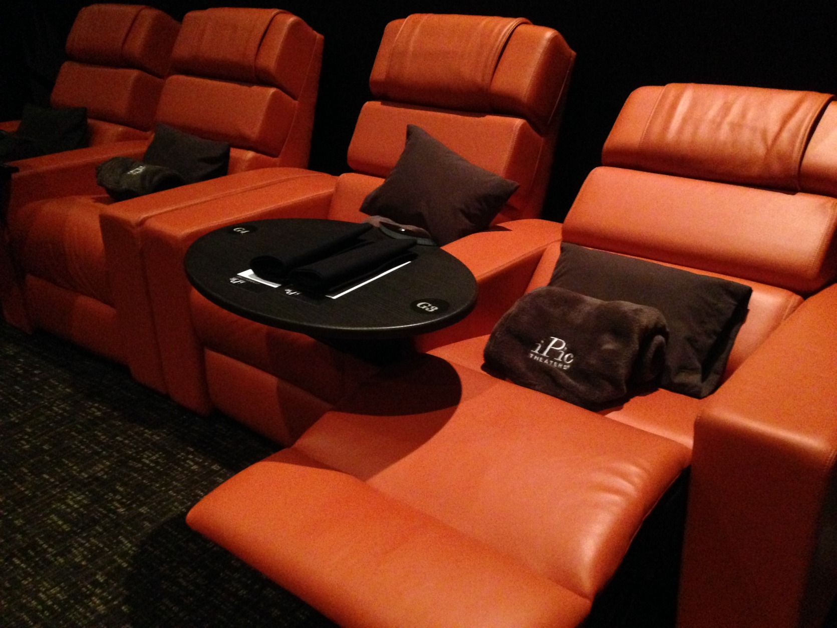 Second upscale movie theater debuts in Bethesda