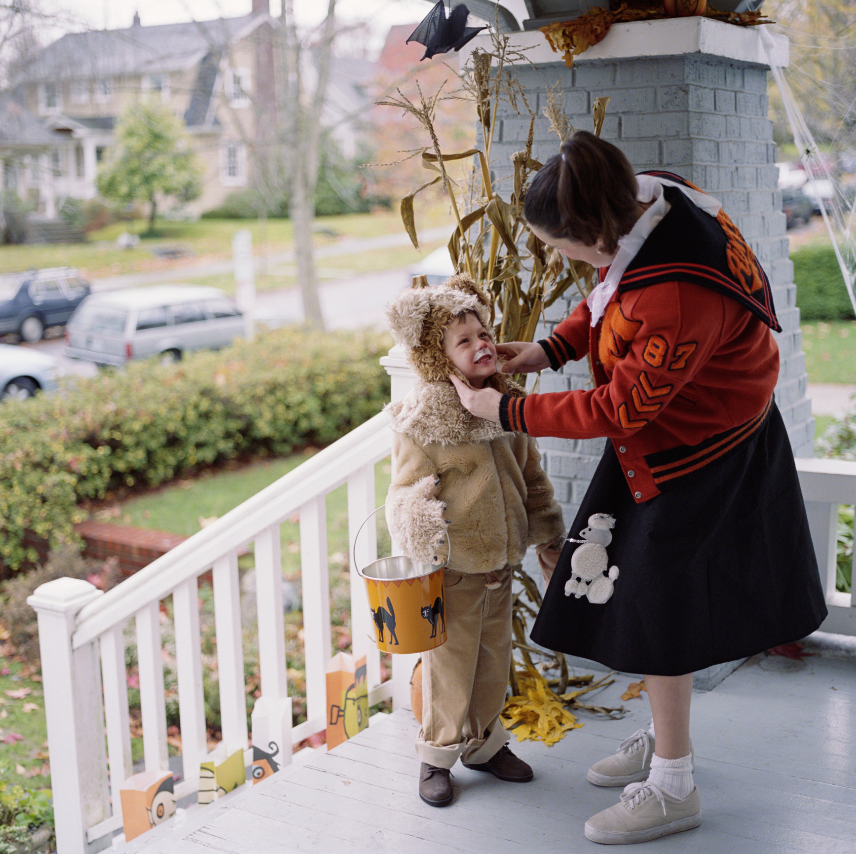 Halloween tips and tricks for parents