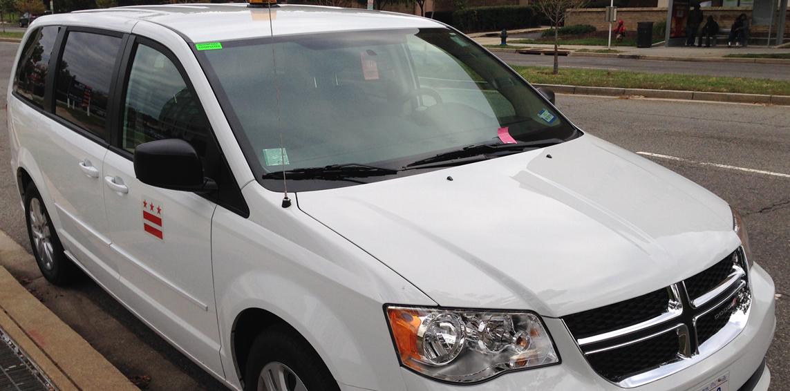 Parking agencies get tickets in D.C. too