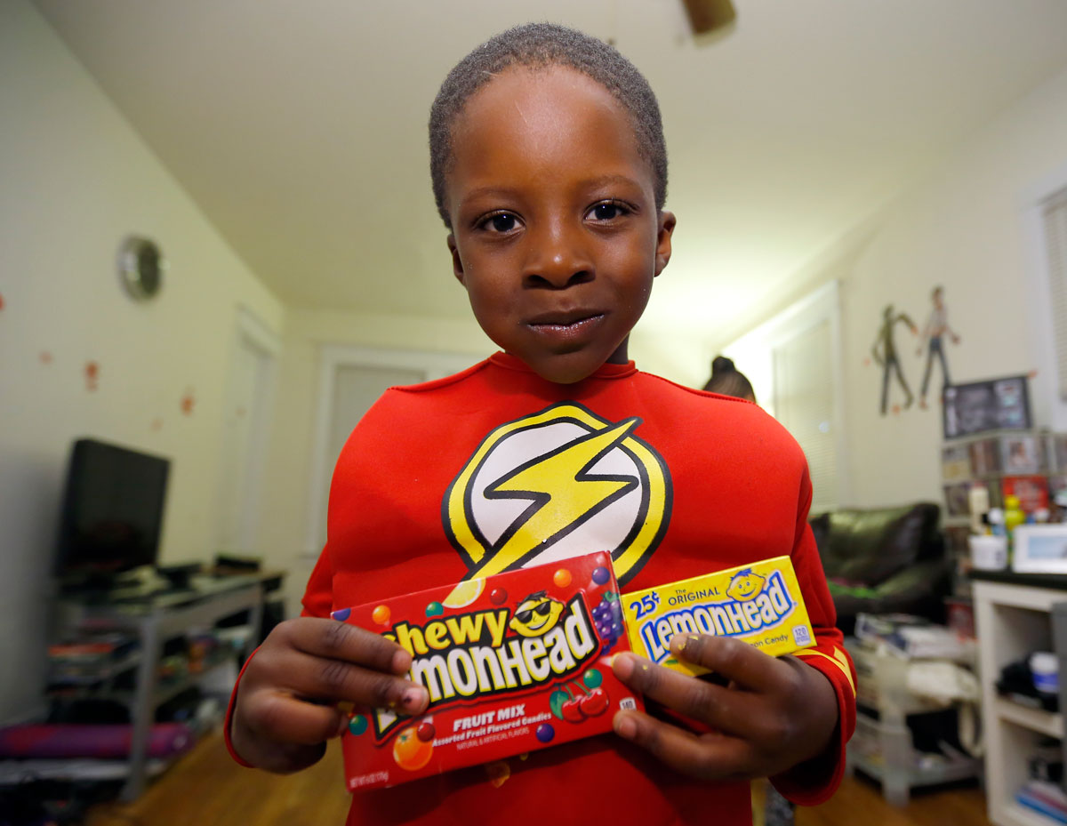Trick or treat: Candy isn't the only sugar-packed food