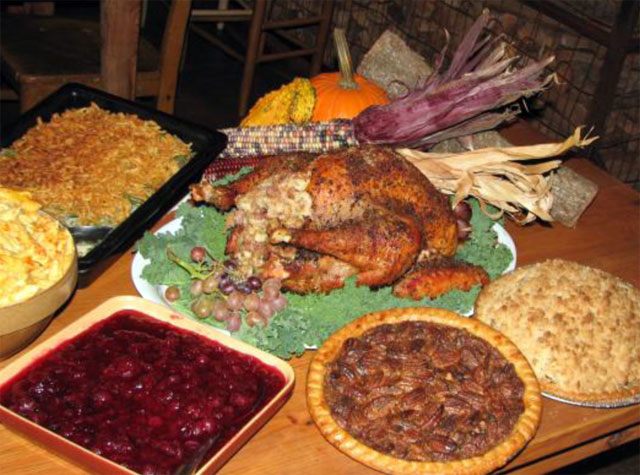 How to keep eating in check this Thanksgiving
