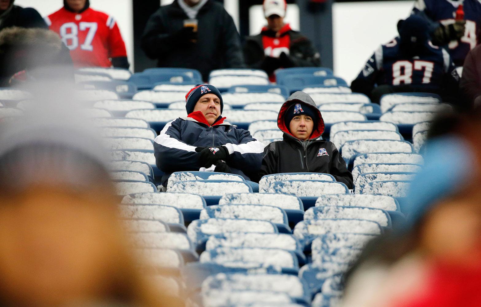 NFL Forecasts: Week 10
