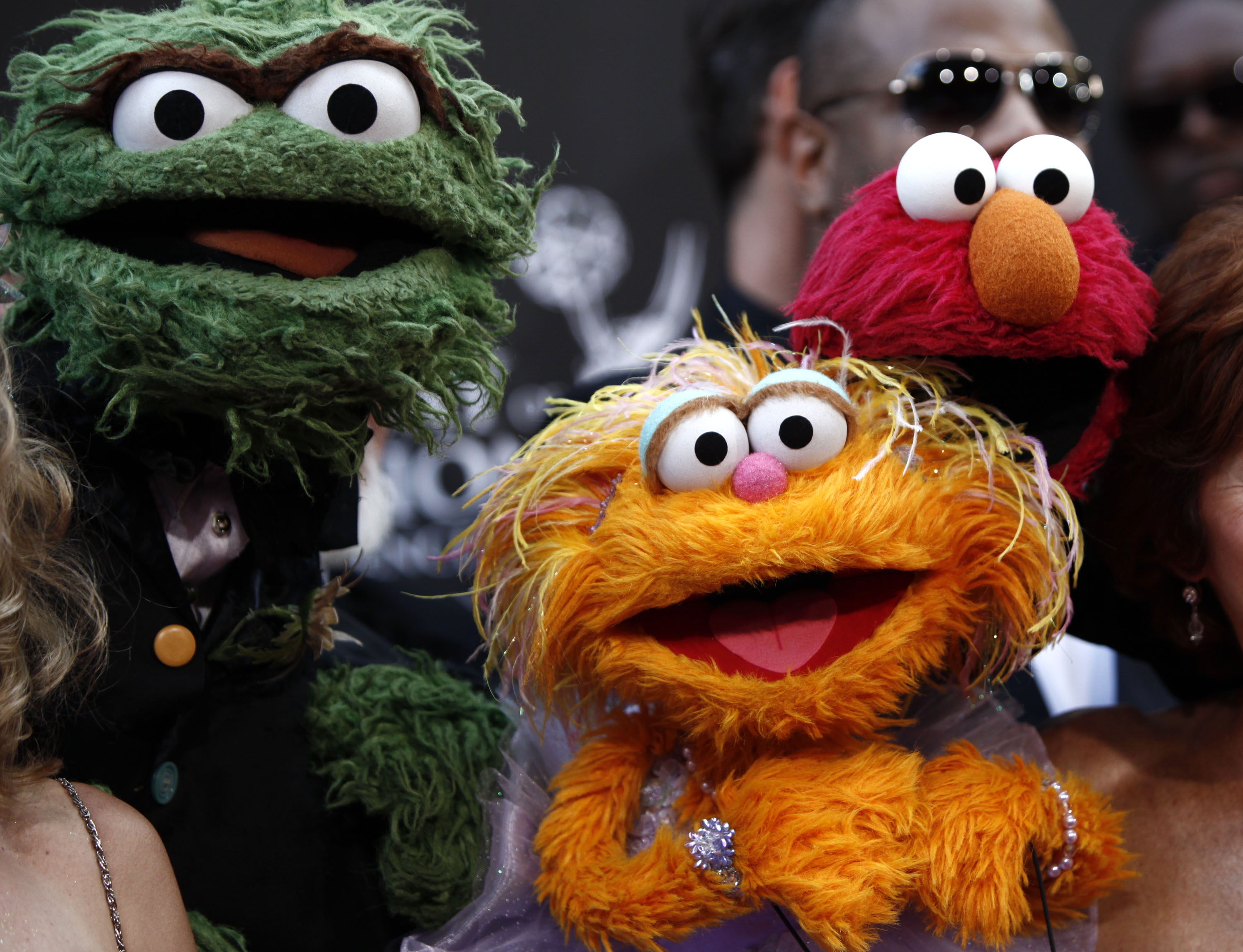 Study: Kids perform better in school with access to 'Sesame Street'