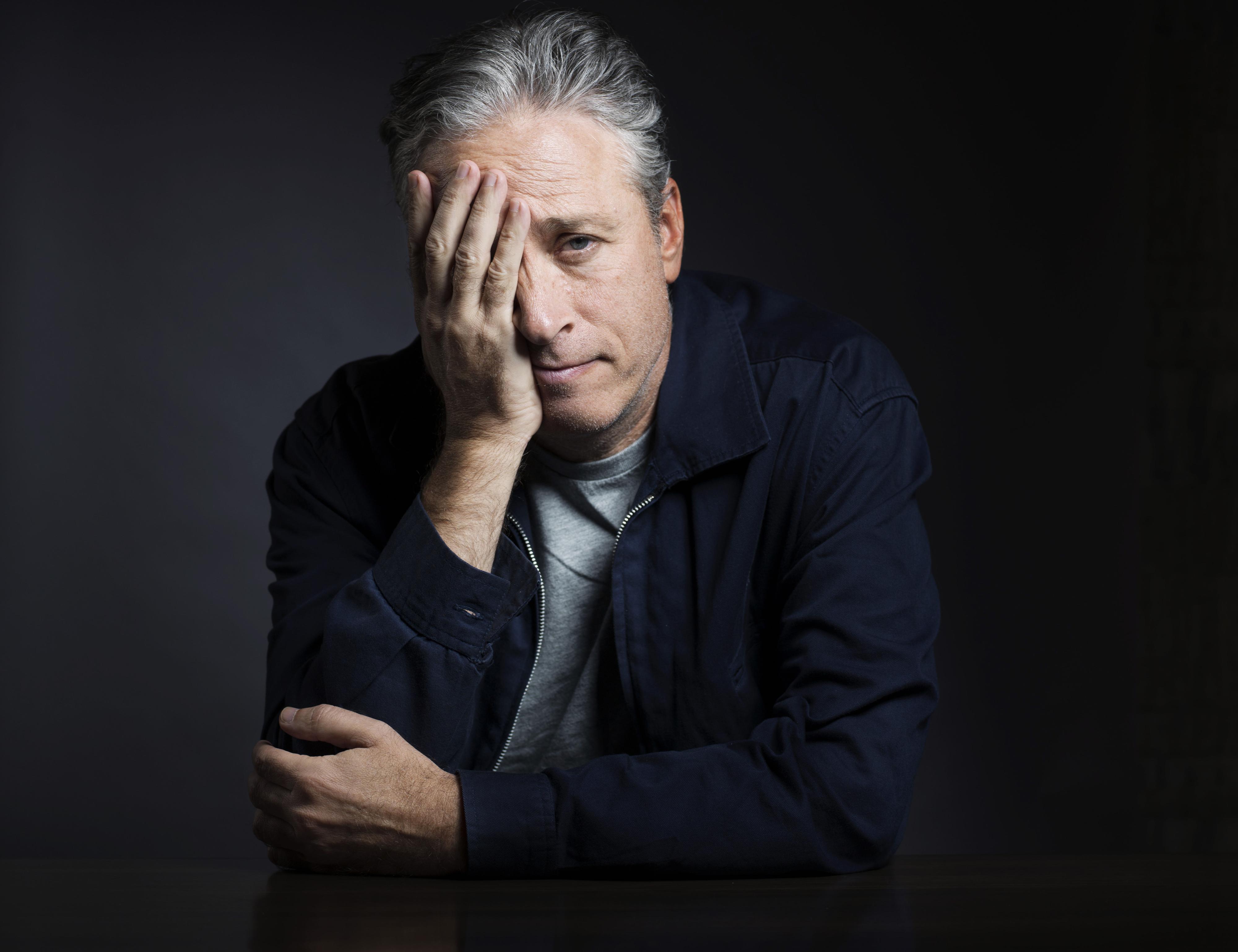 Jon Stewart demonstrates directorial eye in 'Rosewater'