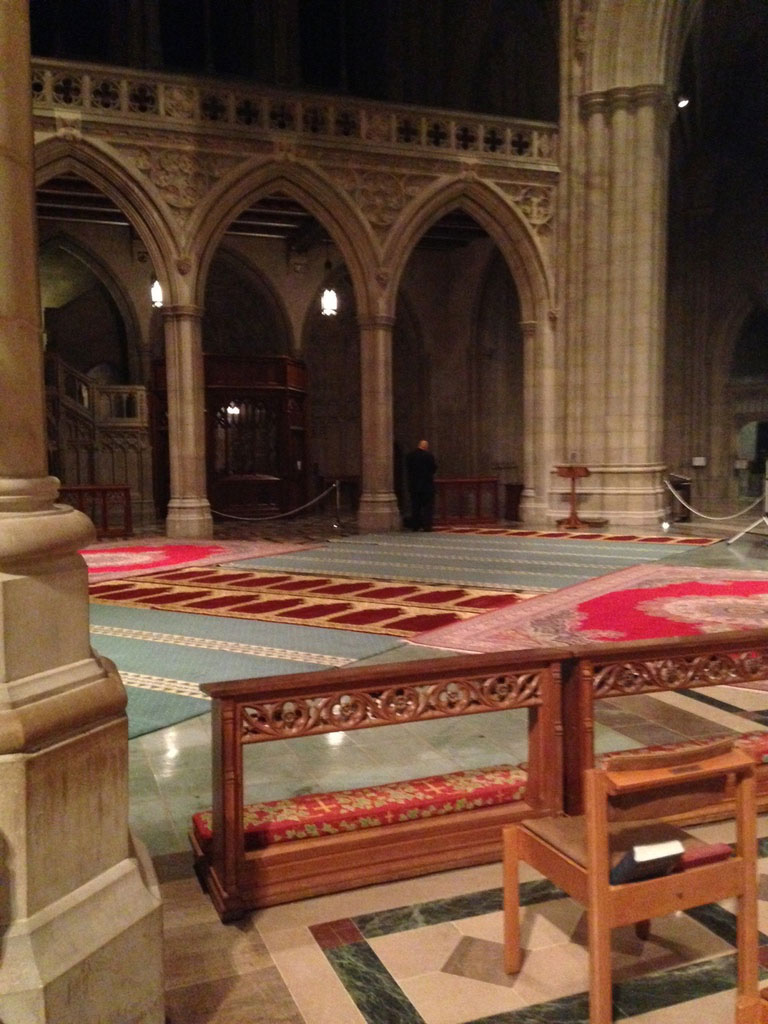 National Cathedral to host Muslim prayer
