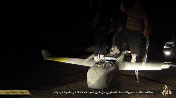 ISIL has a drone — now what?