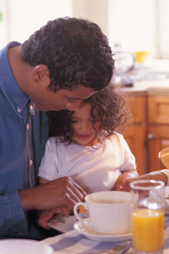 The benefits of family meals aren't limited to dinnertime