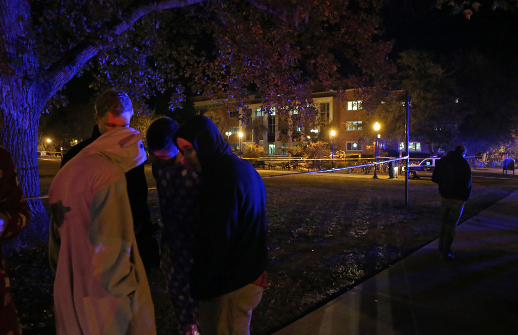 A bizarre local connection to FSU shooting