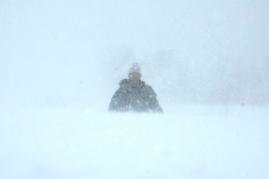 Entombed in snow: a personal account of New York's snowstorm