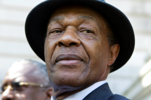 Oral history archive of former DC mayor Marion Barry debuts