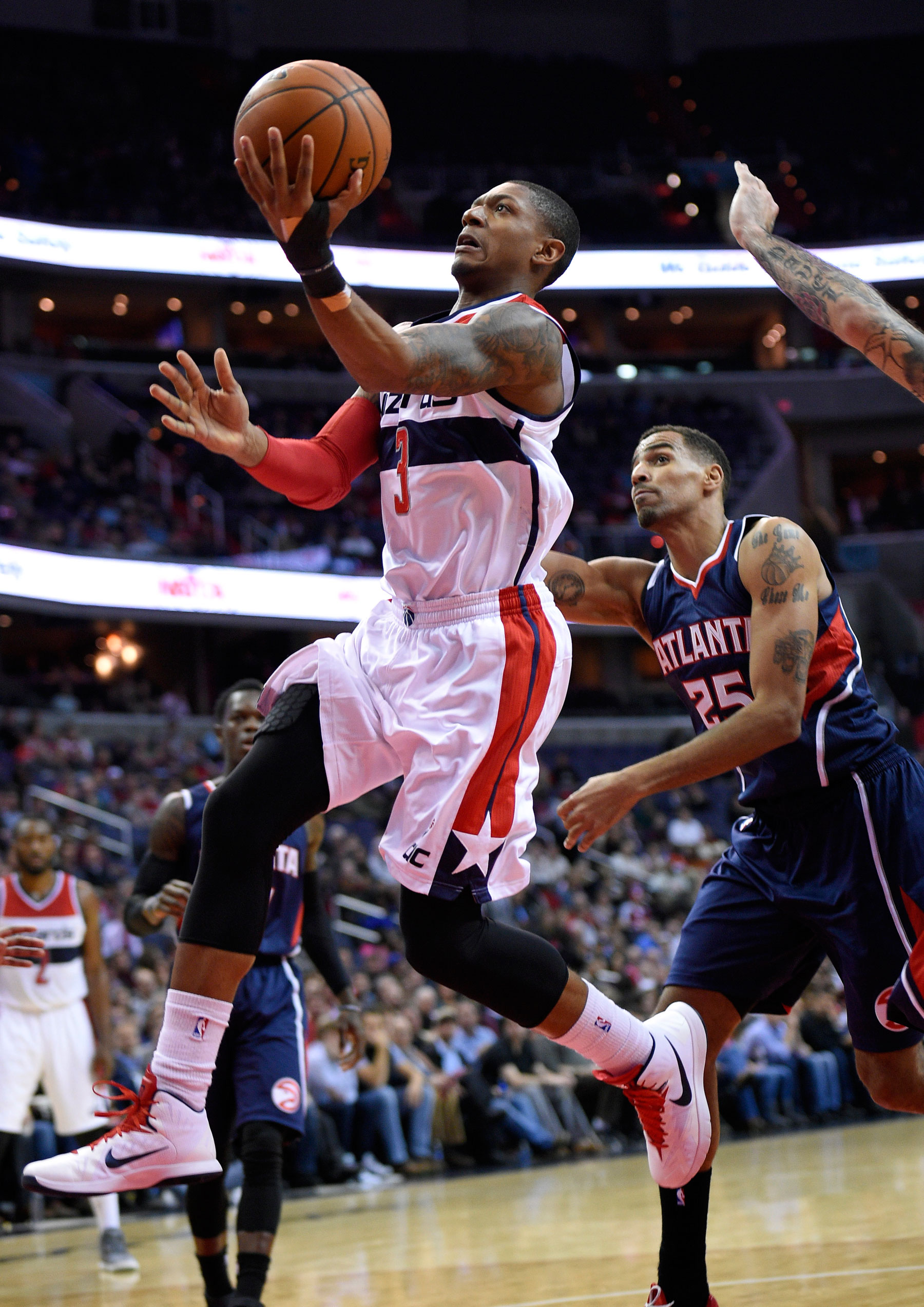 Ferguson unrest is personal for Wizards' Beal