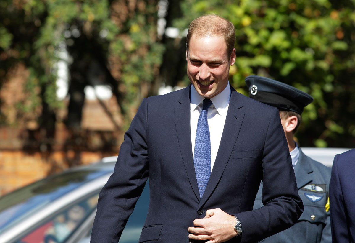Prince William wants visit from Prince William