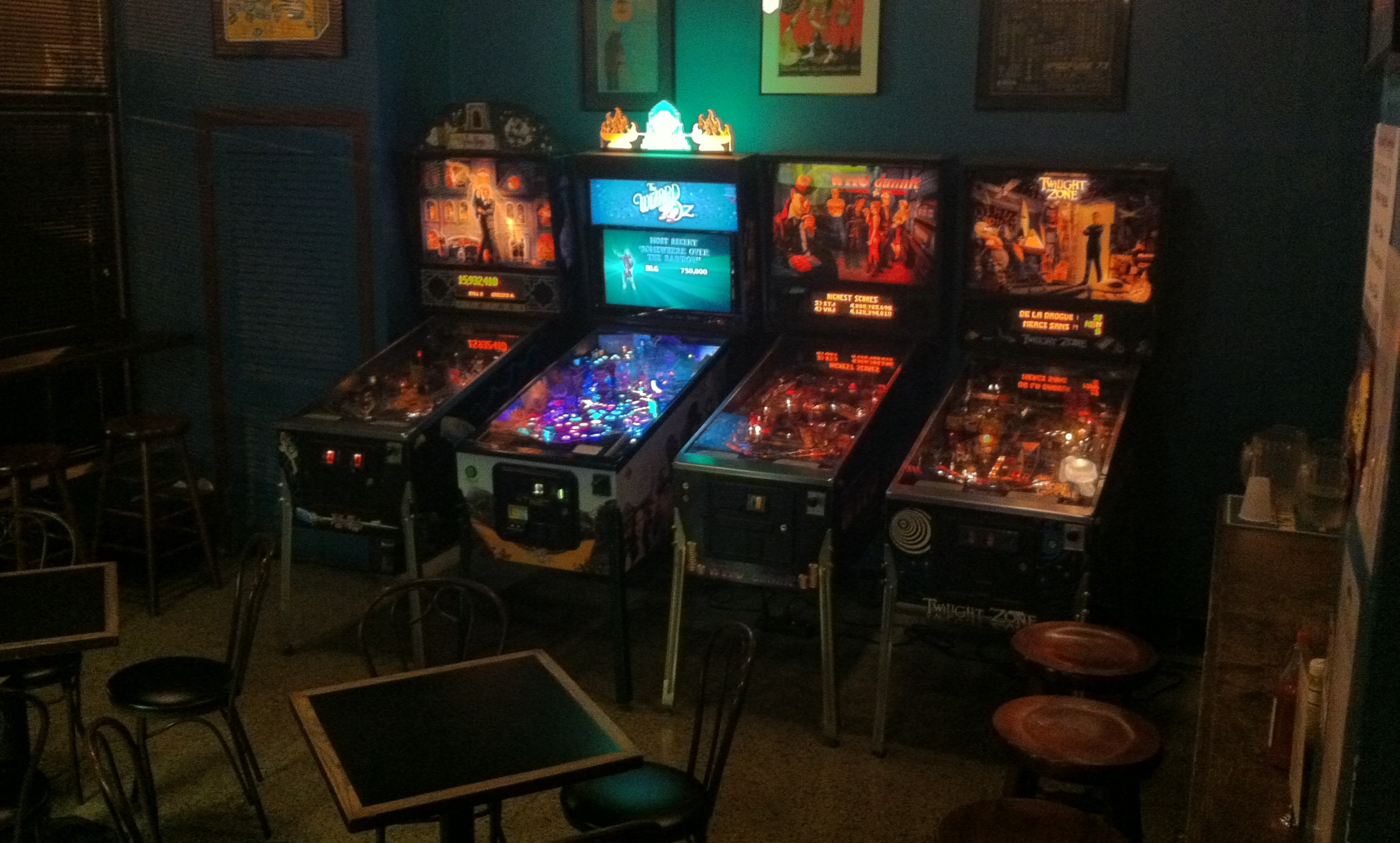 Black Cat nightclub debuts new pinball room