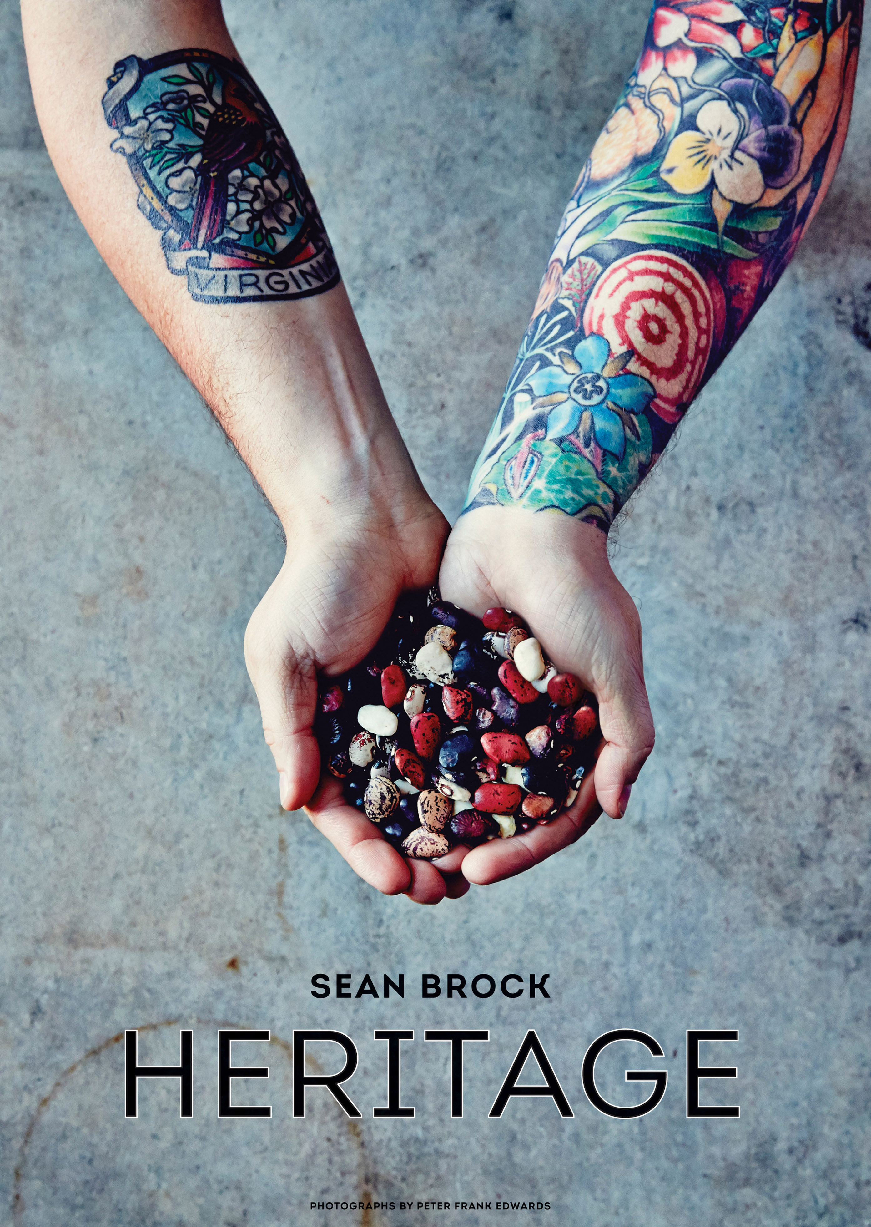 Brock's 'Heritage' is a soulful holiday gift for food lovers