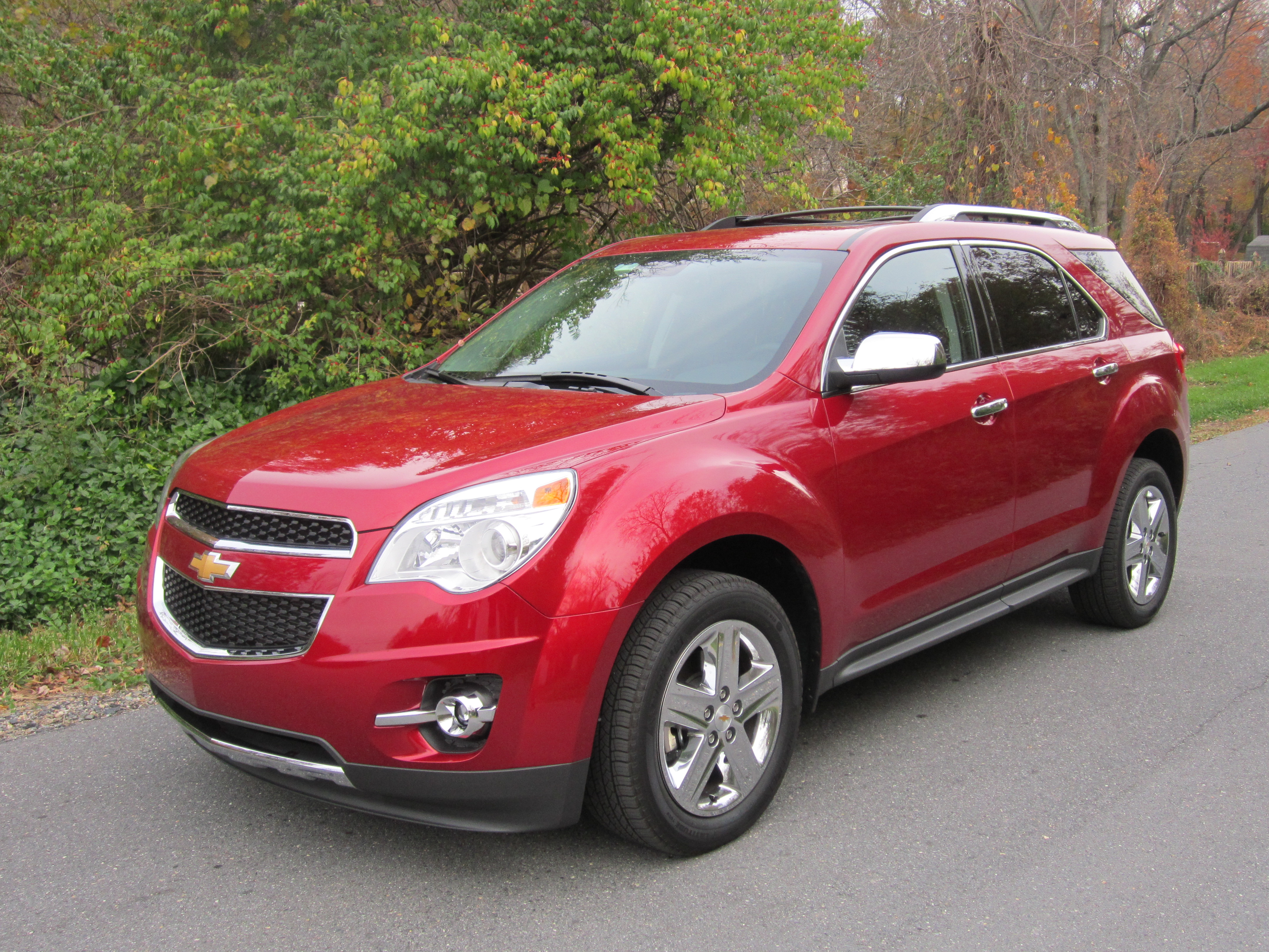 car report chevy equinox is more connected with built in wi fi wtop. Black Bedroom Furniture Sets. Home Design Ideas
